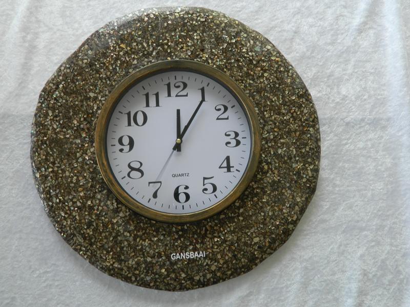 Clock Wall CodeR059