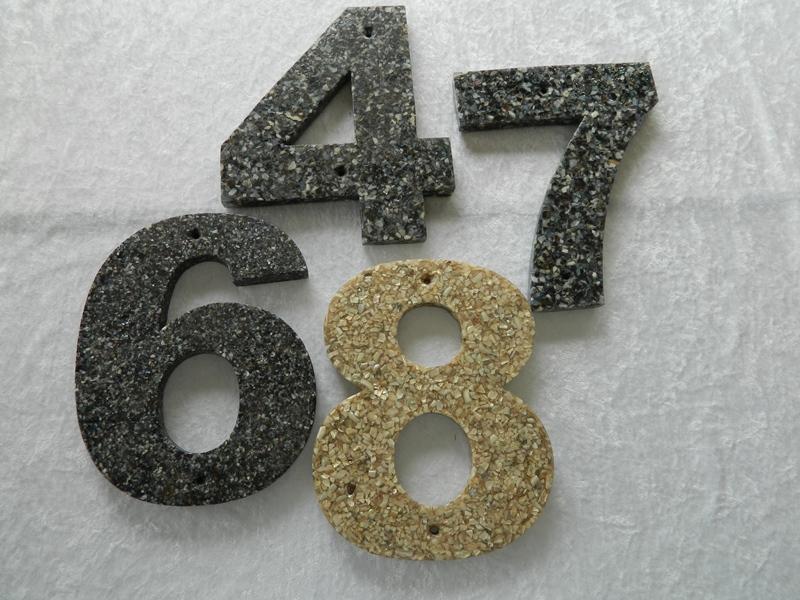 Numbers-Resin-CodeR041